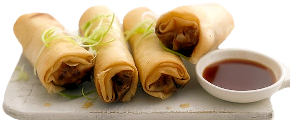spring chicken spring roll non veg chinese spring rolls with spring ...
